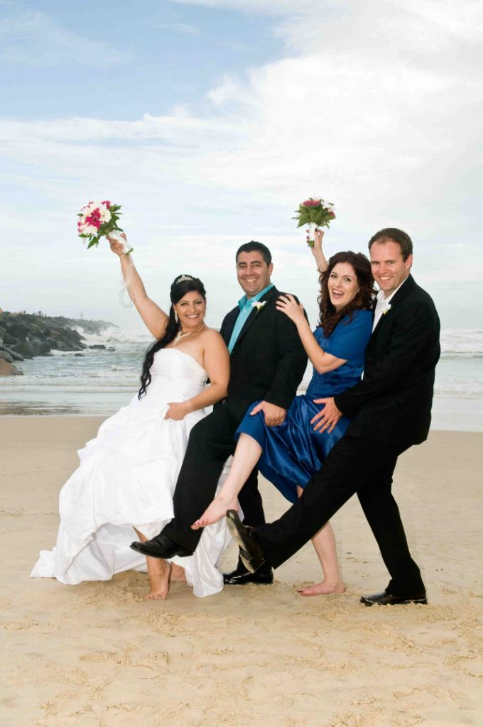 WEDDING HAIR AND MAKEUP on the Gold Coast